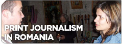 Click here for our print journalism placements in Romania